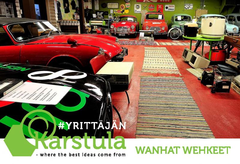 Wanhat Wehkeet – Perunajauhotehtaasta monipuoliseksi palveluyritykseksi